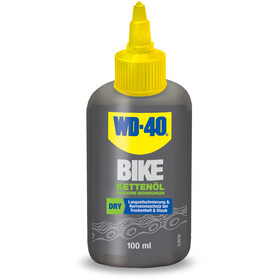 WD-40 Chain oil dry condition 100 ml grey